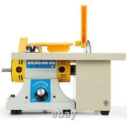 Table Saw 350W 220V Jewelry Gem Polishing Grinder Woodworking Grinder Kit
