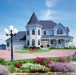 The Birmingham 44 x 70 Customizable Shell Kit Home, delivered ready to build