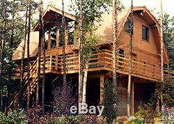 The Lakewind 28 x 36 Customizable Shell Kit Home, delivered ready to build