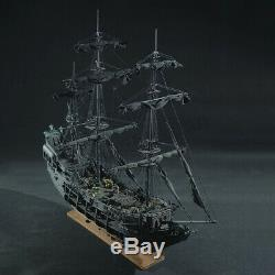The black Pearl Model Wooden Ship Boat Kits Set DIY Revell 150 Collection Gifts