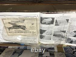 Top Flight Gold RC Airplane Kit, P51B! NIB Mustang Complete kit. P-51