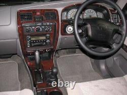 Toyota 4runner 4 Runner Sr5 4wd Interior Wood Dash Trim Kit 1999 2000 2001 2002