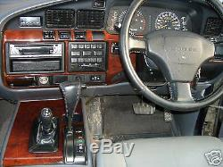 Toyota Land Cruiser Fit 1995 1996 1997 New Style Interior Wood Dash Trim Kit 20p