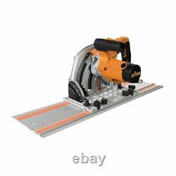 Triton 1400W Track Saw Kit 185mm 4pce TTS185KIT UK 534156