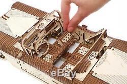 UGears Dream Cabriolet Wooden Mechanical Model 735 Pieces