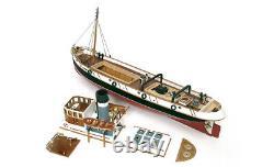 Ulises RC, 130 Scale Wooden Model Ship Kit 61001
