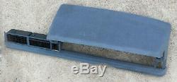 Used HDT VL LE Calais Console & Dash Kit 25i New Blue Velour Wood-grain RARE