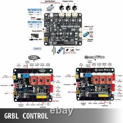 VEVOR CNC 3018 Router Kit 3 Axis Mini Engraver GRBL Control Wood Milling Machine