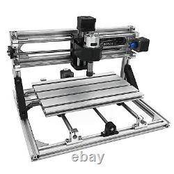 VEVOR CNC 3018 Router Kit Mini Engraving Milling Machine GRBL Control Wood PVC