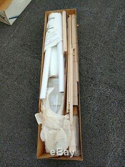 Vintage NEW Carl Goldberg Extra 300 RC airplane Balsa Kit 68 span In Box