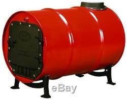 Vogelzang U. S. Stove BSK1000 Stove Barrel Stove Kit Wood Iron Burning Drum