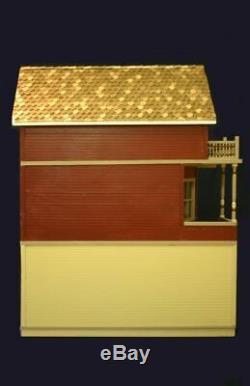 Westlake 1 Inch Scale Dollhouse Kit Laser Cut