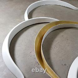Wood And Pickett Classic Mini Fibreglass Wheel Arch Kit AJM1119
