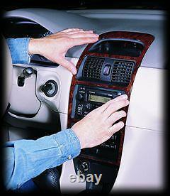 Wood Grain Dash Kit For Honda Goldwing 1988-2000