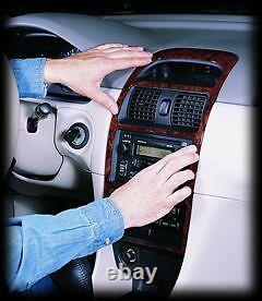 Wood Grain Dash Kit For Toyota Tundra 2014-2020 (fits Bucket Seats)