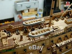 ZHL San Felipe 1690 wood model ship kits scale 1/50 47 inch
